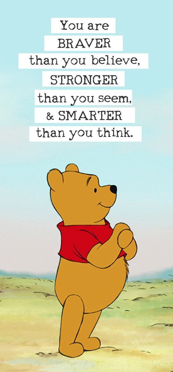 Which Winnie The Pooh Quote Should You Live By? (With ...