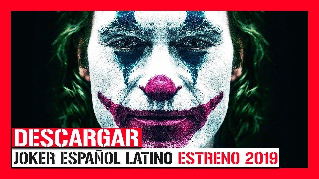 Descargar Joker El Guasón Pelicula Completa En Español Latino Hd Mega El Guason Pelicula Guason Pelicula Peliculas Infantiles De Disney