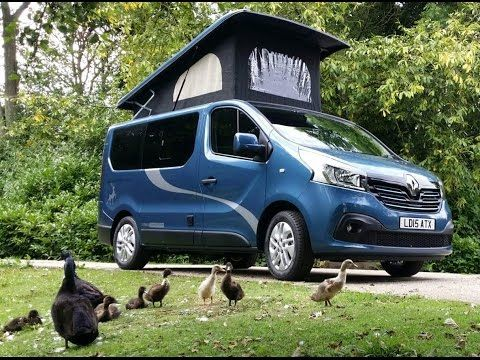 Nissan NV200 CamperCar VW Campervan Camper Van Surf Bus Pop Compact Small UK