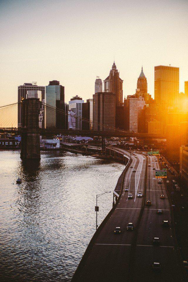 Krasivoe Foto On Twitter New York Urban Landscape Travel