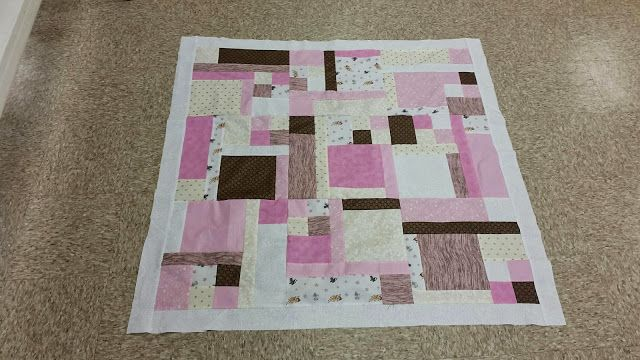 Creating Virginia Anne: Quilting Workshop #2