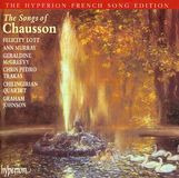 The Songs of Chausson [CD]