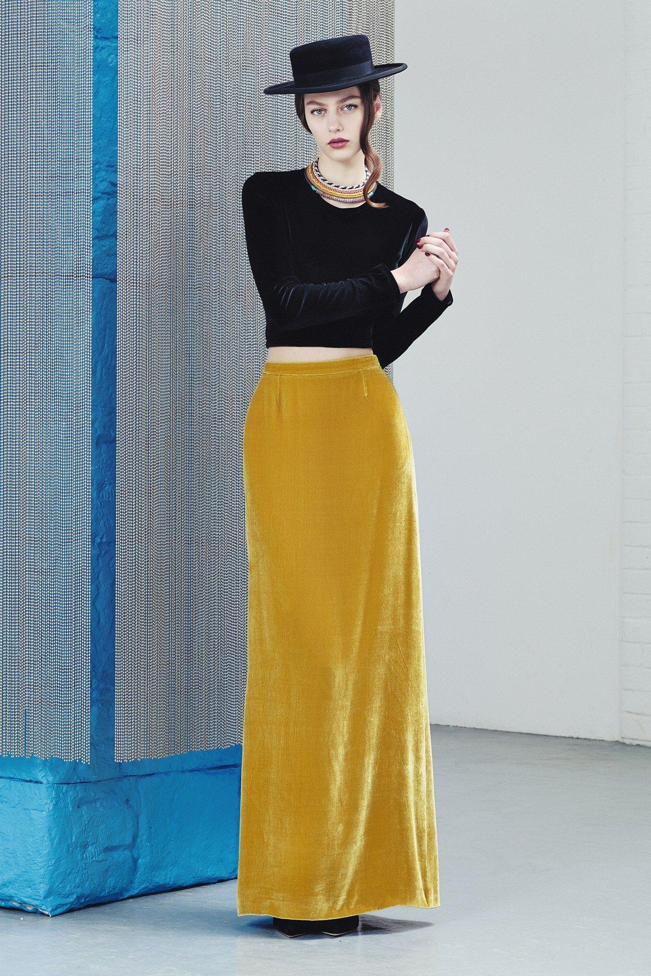 Alexander Lewis, pre-autumn/winter 2015 fashion collection