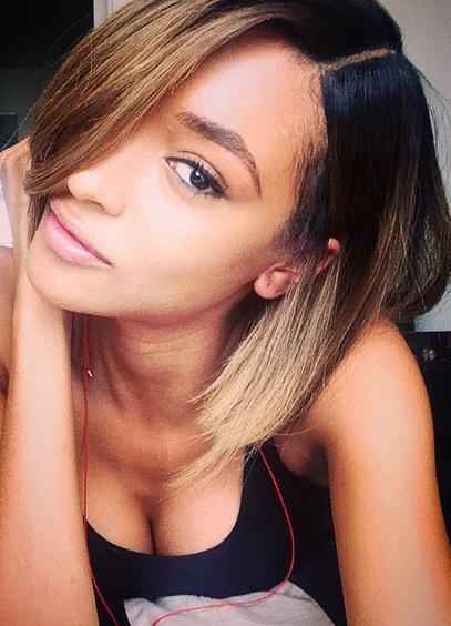 Jourdan Dunn Shares Her Secret To Flawless Selfies ...