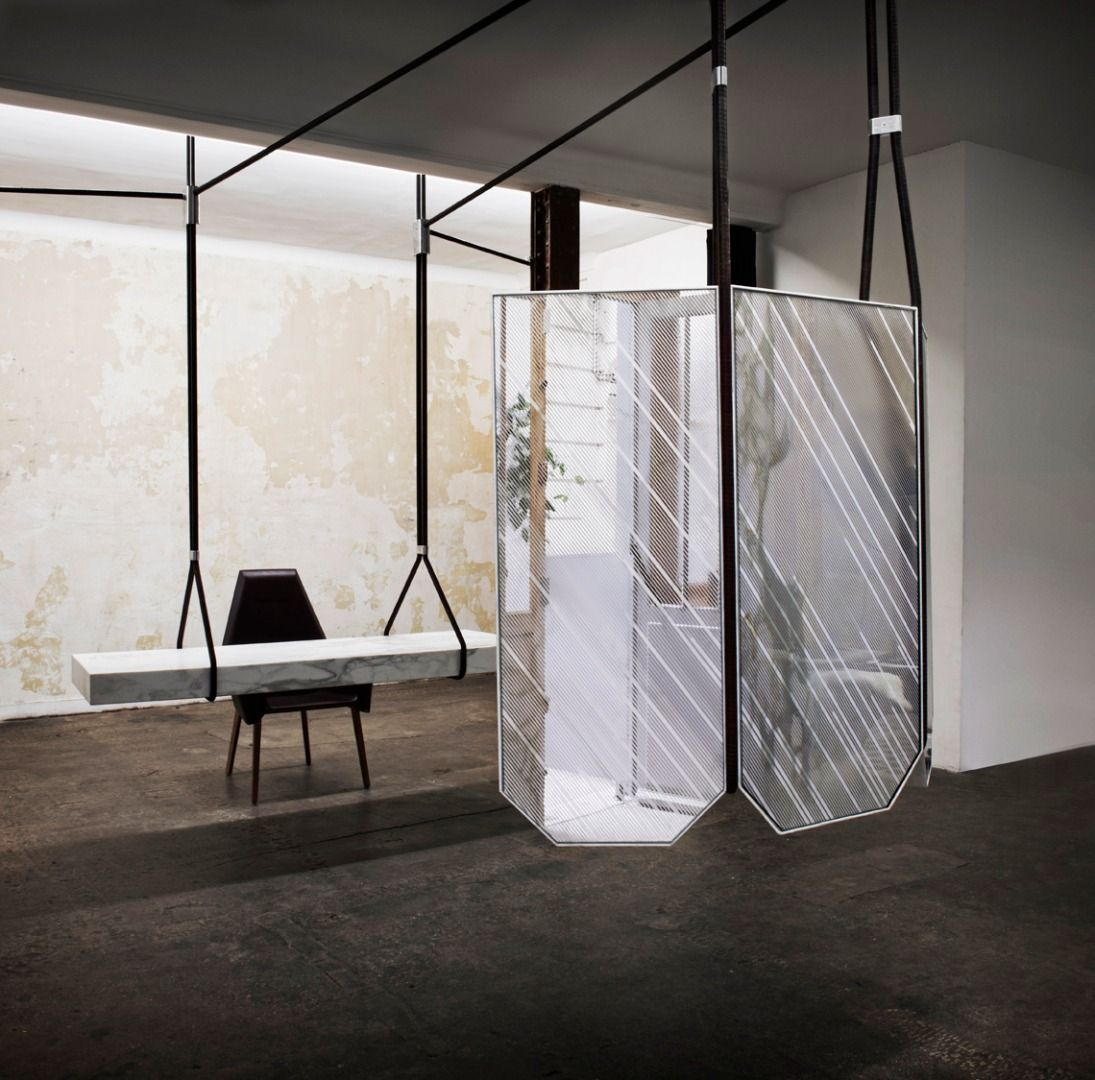 Galerie armel soyer heterotopia office by ramy fischler