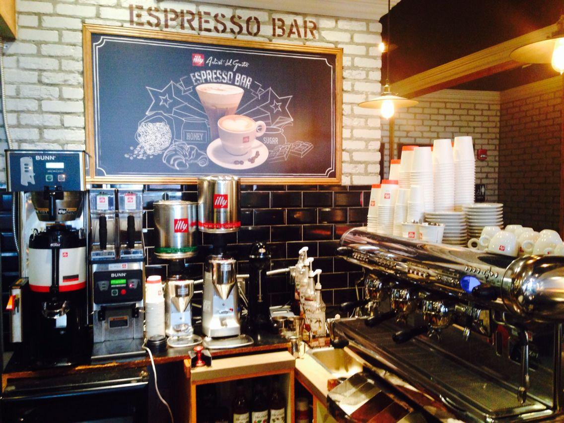 Crema Gourmet Espresso Bar South Beach Miami