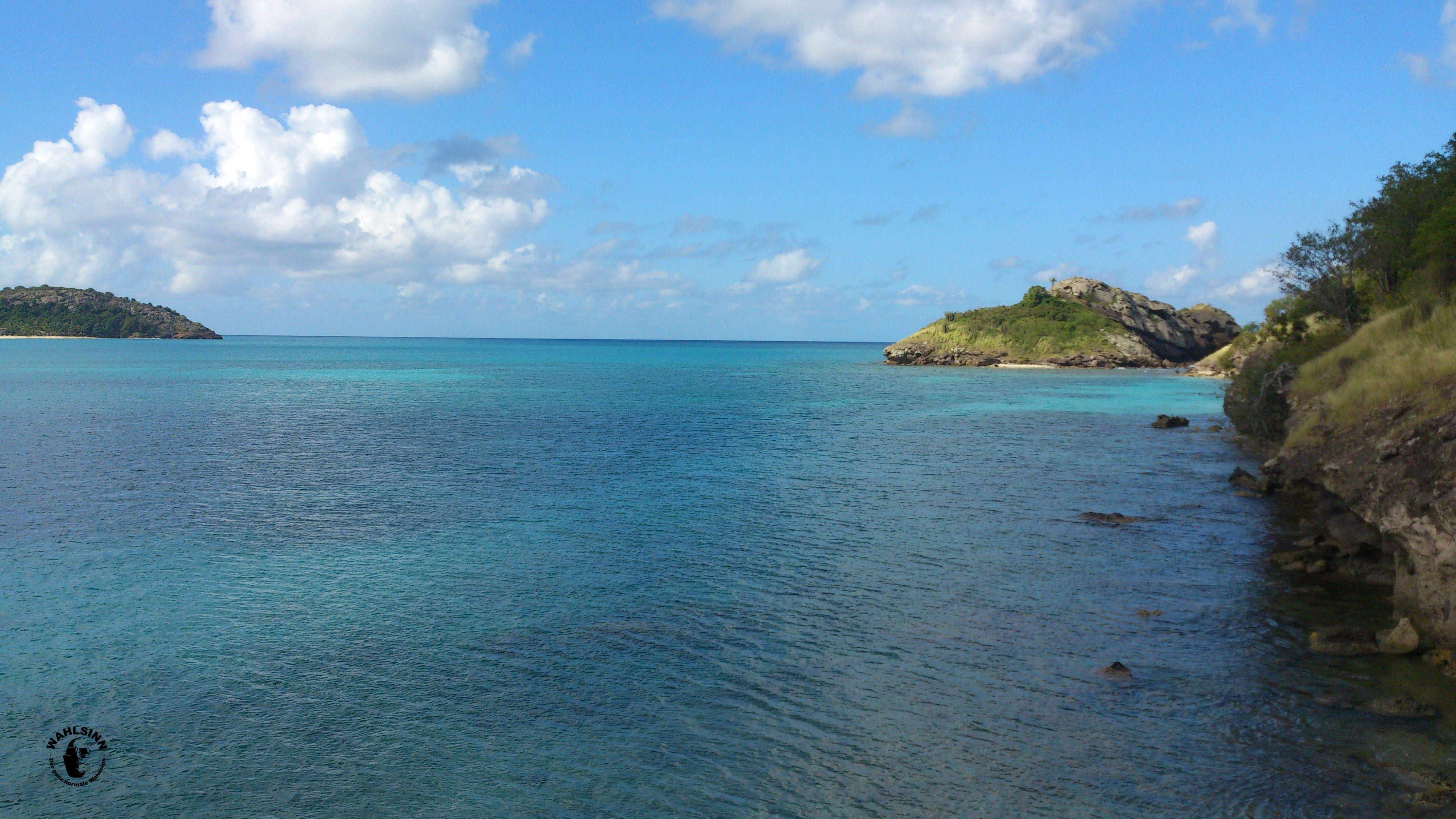 Antigua - Einer der 356 wunderschönen und verlassenen Strände