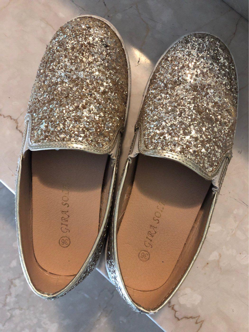 Glitzer Schuhe | Mädchenflohmarkt