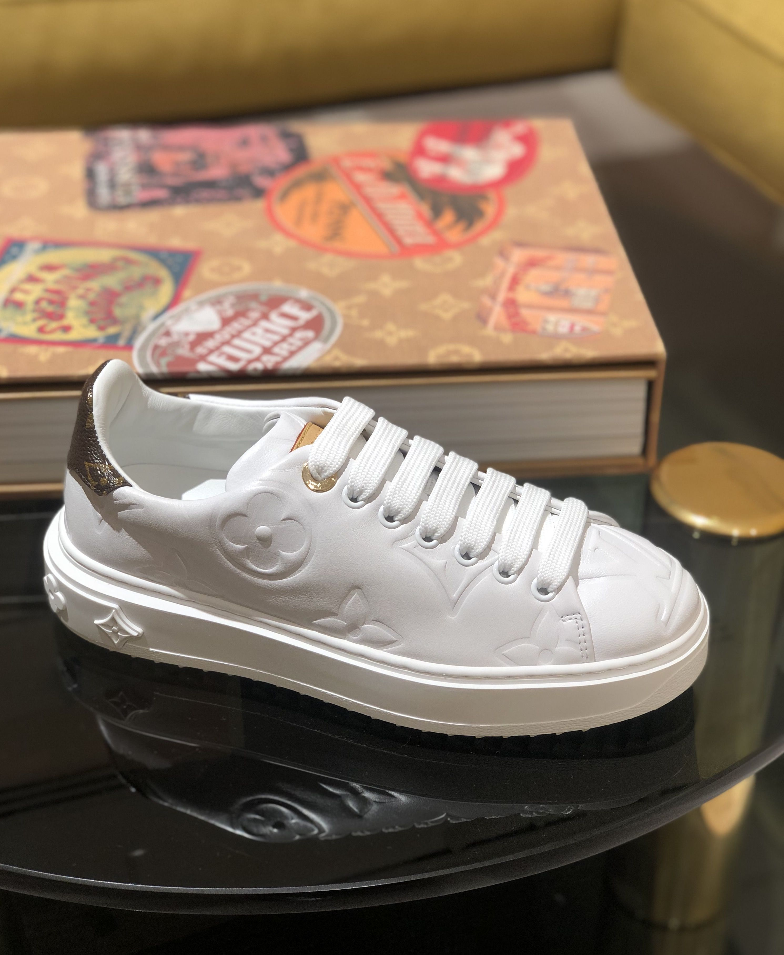 usa cheap sale get online 2018 shoes Louis Vuitton new time-out trainers with monogram by PSL | Louis ...