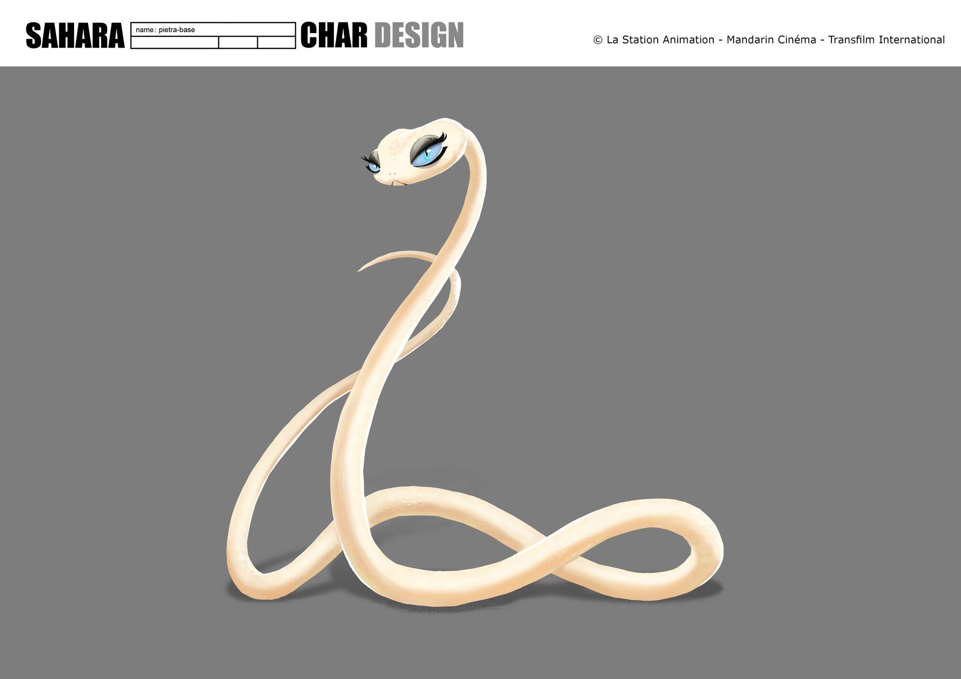 Artstation Sahara The Movie Romain Kurdi Illustration Animals