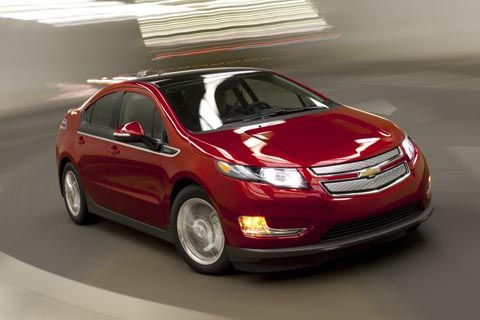 Chevy Volt Dominates E Car Market With 60 Of July Sales