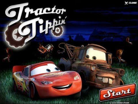 Cars 2 Tractor Tipping 2 Disney Pixar Cars 2 Disney Cars Games