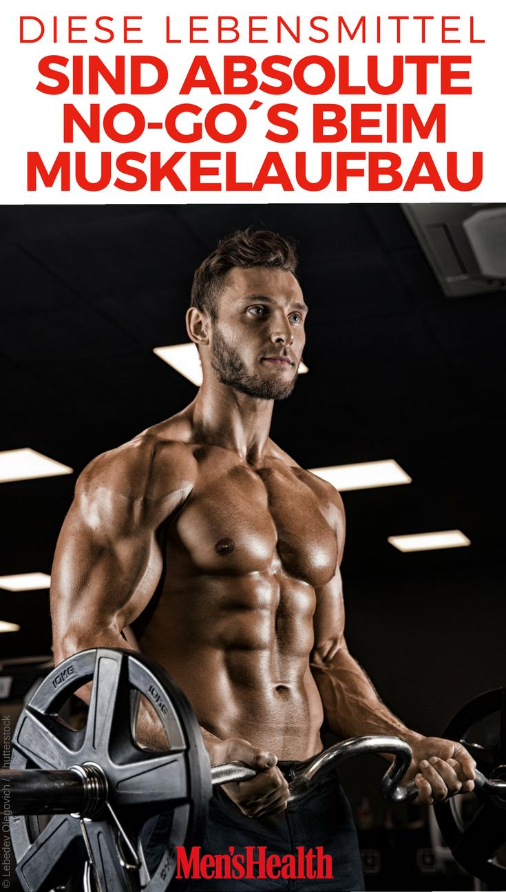 Ernhrungsplan Muskelaufbau Lebensmittel Aufzubauen Sabotieren Trainieren Ernhrung Alleine Muskeln Stimmen Deinen Reicht Gehren Ihren Diesediese L