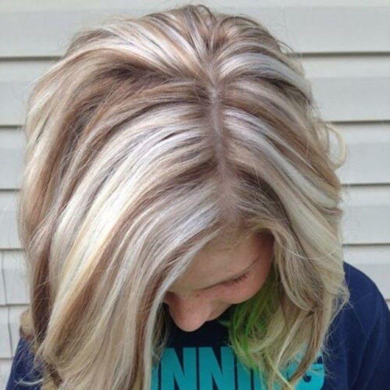 Blonde Haare Mit Braunen Strahnen Elegant 50 Stilvolle Vorschlage Fur Braune Haare Mit Blon Braune Haare Blonde Highlights Blonde Highlights Highlight Frisuren