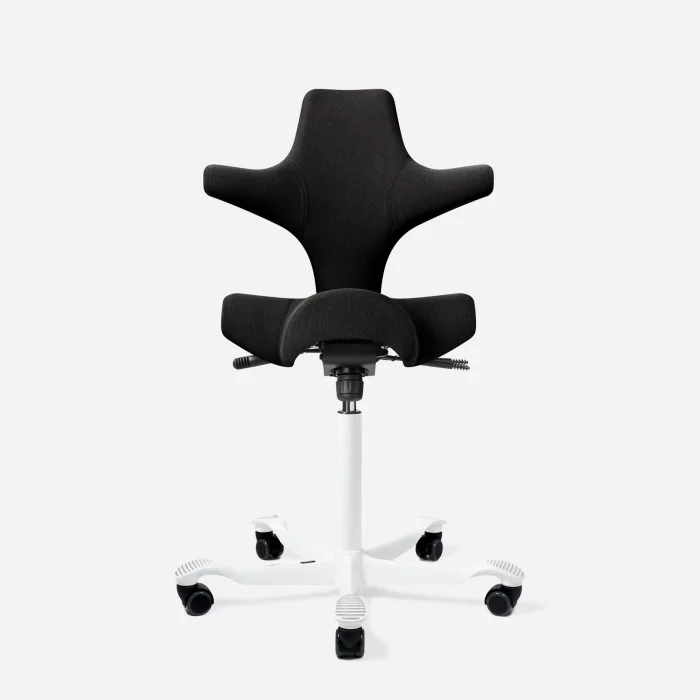 Capisco Chair By Hag In 2020 Capisco Chair Chair Adjustable Standing Desk