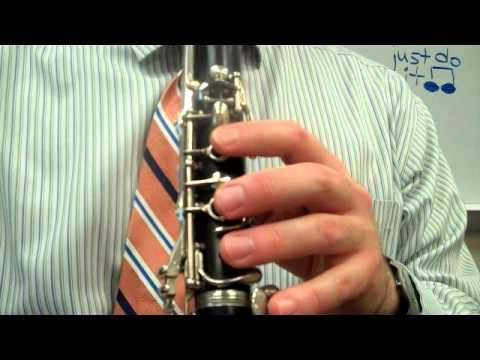 How To Play Smoke On The Water On Clarinet Clarinet Smoke On The Water Download Sheet Music