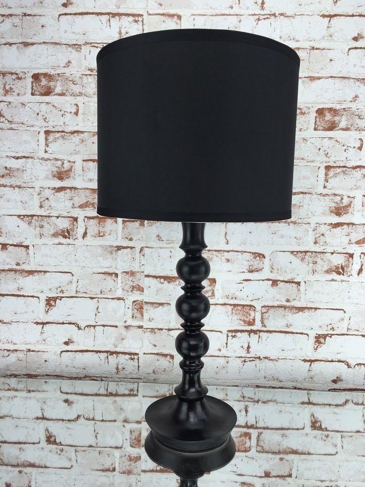 56€ designer tischlampe paladin tischleuchte schwarz: amazon.de
