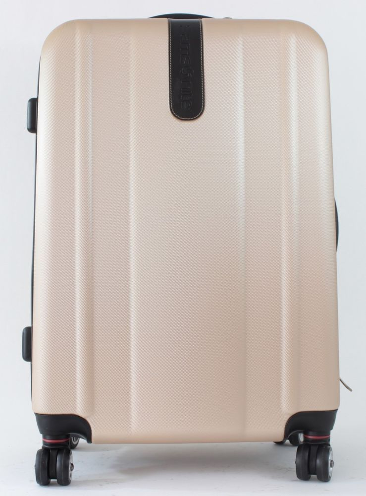c83cbae9b7 Samsonite Oyster Bay Suitcase 24 inch Gold   TSUSPHQ   LazyBreezeDeals    Travel