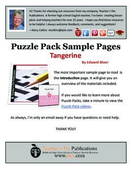 Puzzle Pack Sampler Tangerine | Puzzle, Magic squares ...