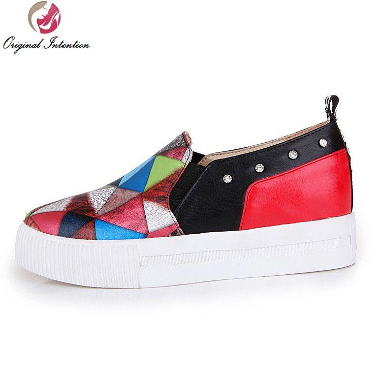 Zapatos negros de skate Zapatos de lona de las mujeres punta redonda con cordones zapatos ocasionales impresos XDMmyXke