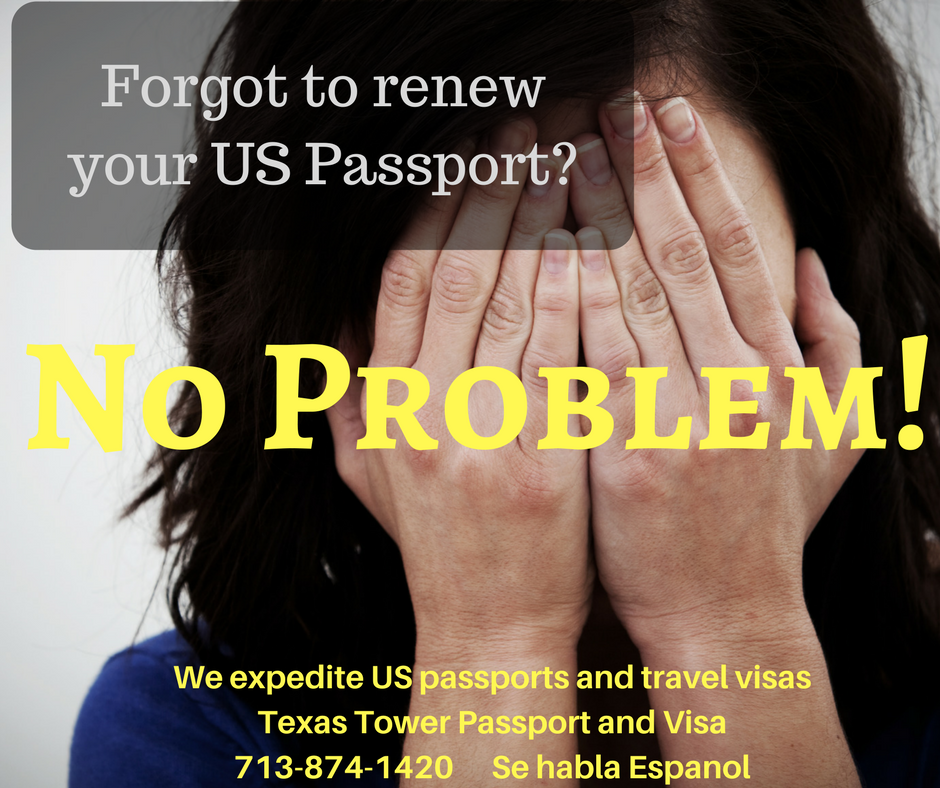 We Specialize In Expediting Us Passports For Every Member Of The