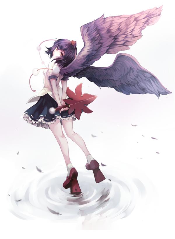 Engel dämonen anime und Engel gegen