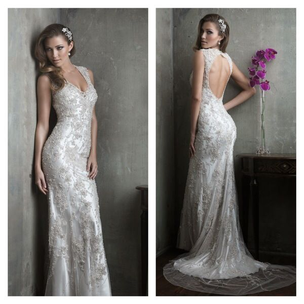 Allure Modest Wedding Gowns: Nigerian Wedding NW Bridal: Allure Couture Fall 2014