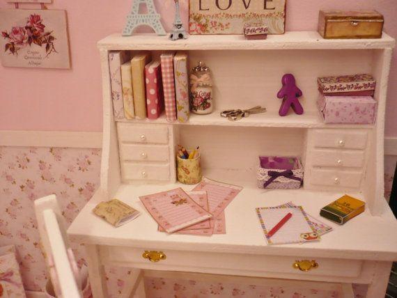 Tisch Oder Schreibtisch Für Blythe Pullip, Maßstab 1:6.