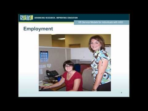 Triumph Services: Assisting individuals with ASD to live and work independently - YouTube