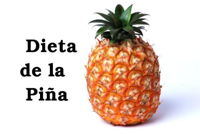 TU SALUD Y BIENESTAR : Dieta de la piña para adelgazar facilmente
