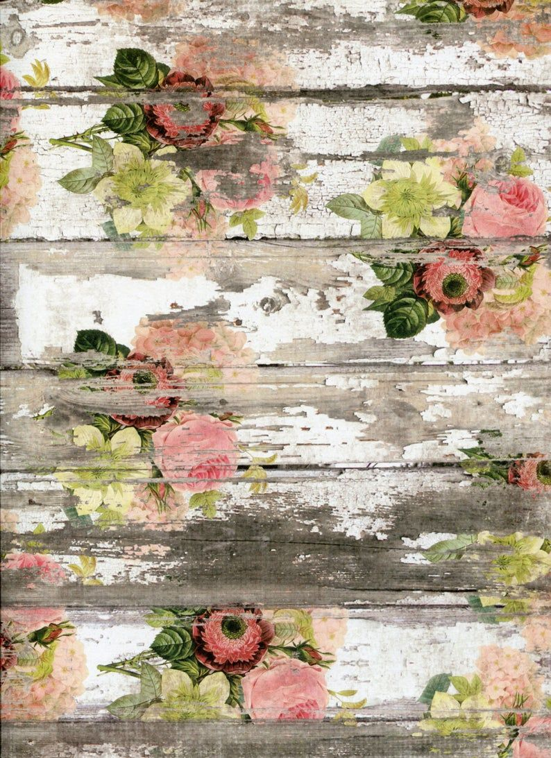 On Sale Floor Backdrop Vintage White Painted Distressed Wood Etsy In 2020 Photo On Wood Flower Painting Decoupage Furniture