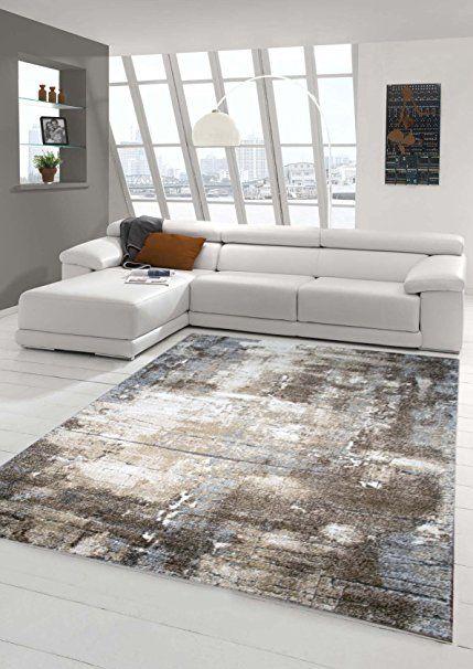 Designer Teppich Moderner Teppich Wohnzimmer Teppich Barock Design - Teppich Wohnzimmer Braun