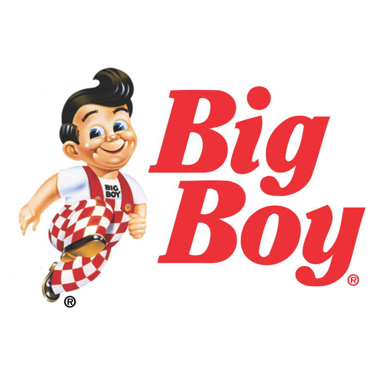 Big Boy Restaurants Font in 2020 Big boy restaurants