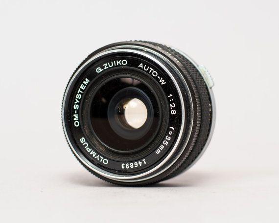 RESERVED Olympus Zuiko 35mm F/2 8 Lens for OM Cameras | PB