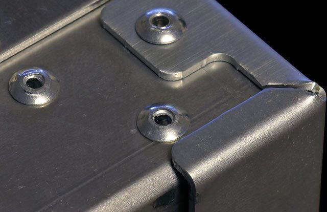 How To Join Metal Without Welding Sheet Metal Fabrication Sheet Metal Metal Sheet Design