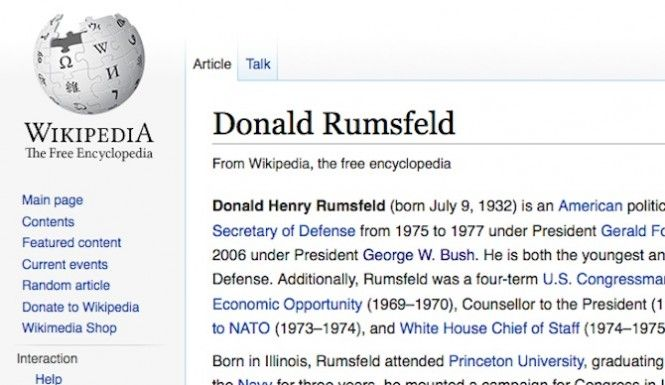 Wikipedia Bans Congressional Staff Over Absurd Edits About Fake ...