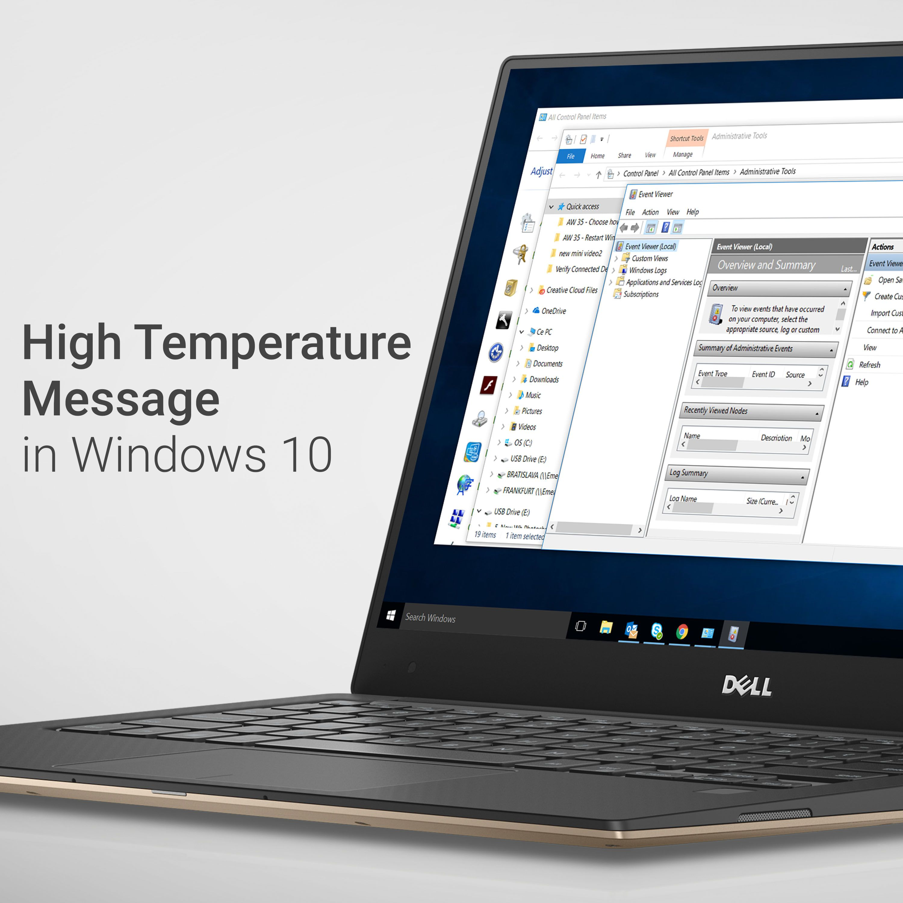 Have you received a #Windows10 message about high