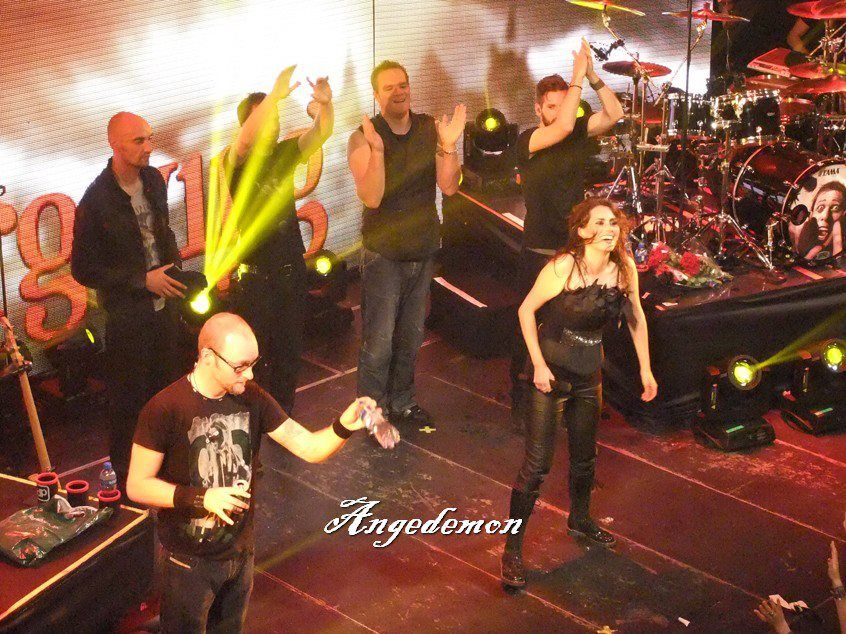 Within Temptation Paradiso, Amsterdam (NL) 28-9-2011