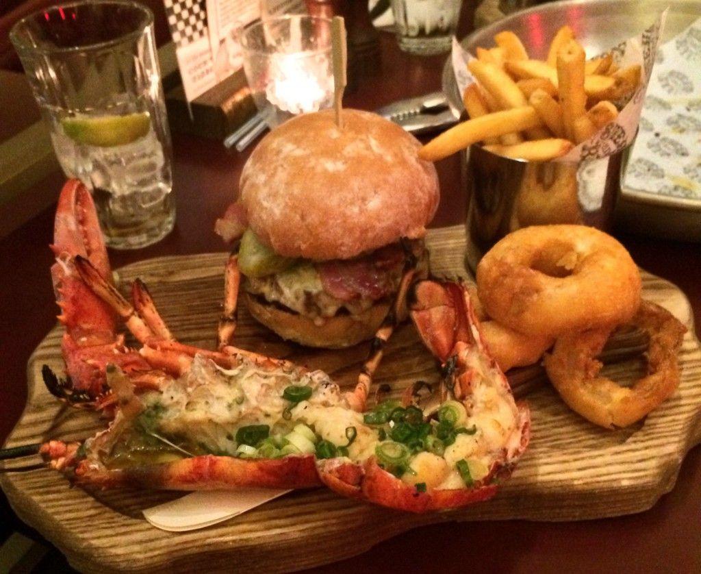 Restaurants Steam Rye Liverpool Street Burgers Steaks Lobster