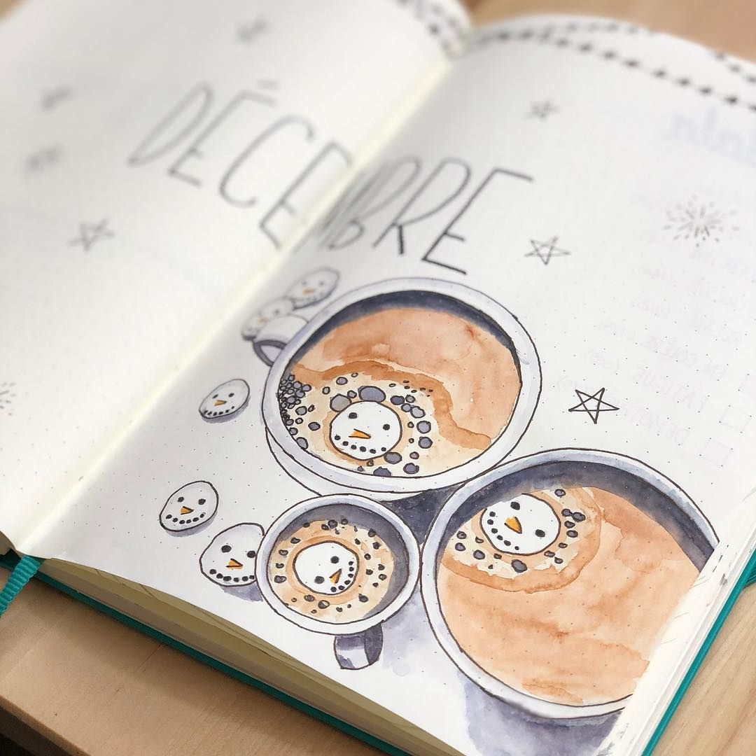 Bullet Journal Monthly Cover Ideas: 150+ Ideas for 2021 – AnjaHome