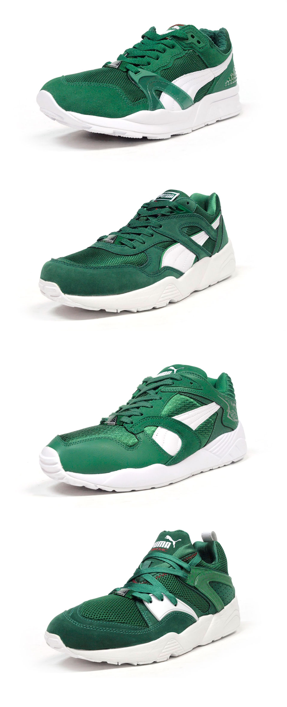 23c5c808d99973 Puma Green Box Pack (XT2+