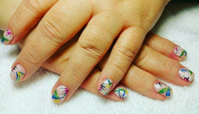 Inspire Nails Beauty In Greensboro Nc Nail Art Design S Pinterest