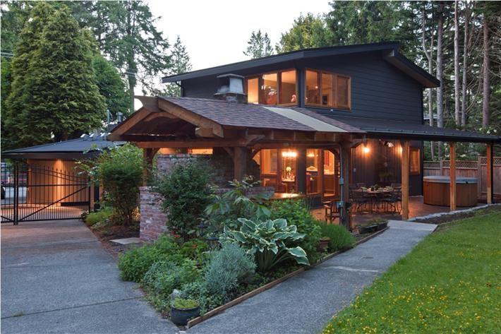 West Coast Style House Plans - Escortsea