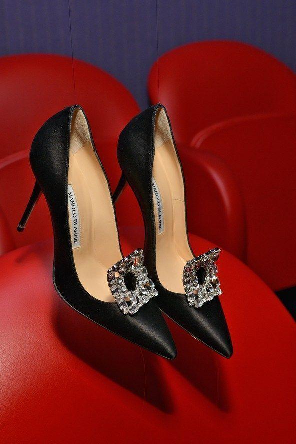 Office Ladies - Manolo Blahnik Shoes