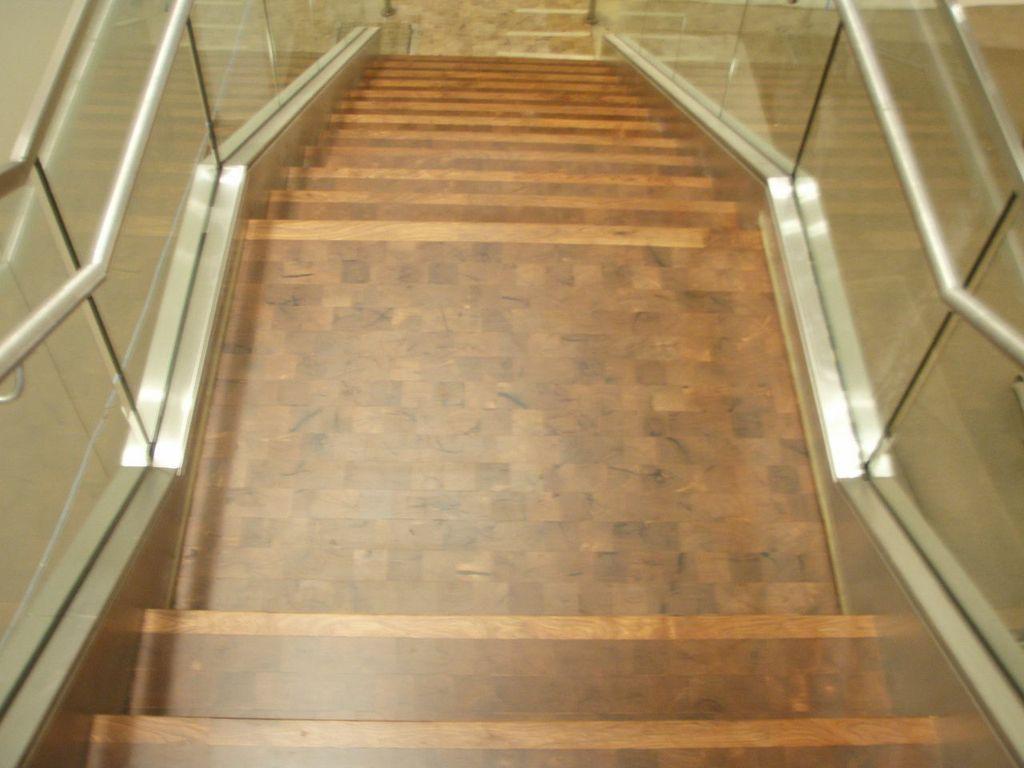 Best End Grain Plank Staircase Hardwood Floors Home Decor 400 x 300