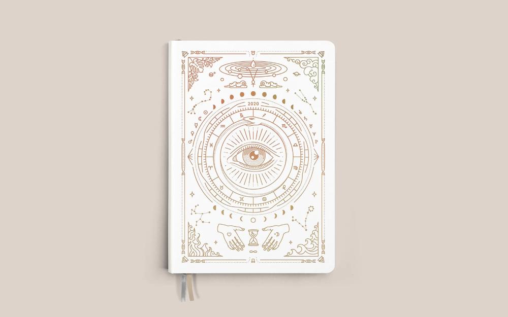 2020 Astrological Planner in 2020 Planner, Astrology