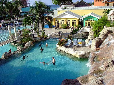 Sunset Jamaica Grande Hotel