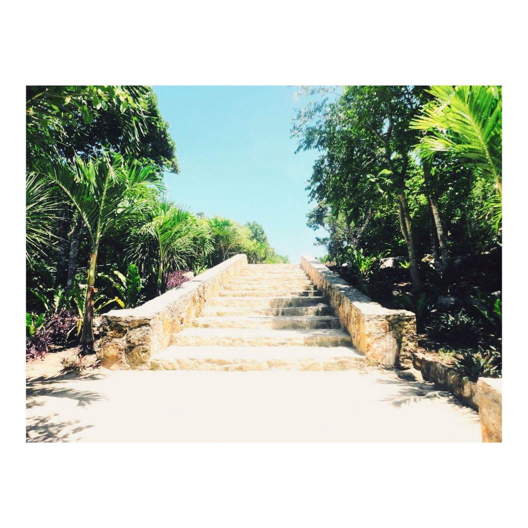 Agosto 2013: Ruinas de Tulum. Quintana Roo.