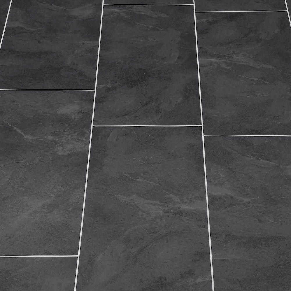 Image result for black and white lvt tiles Vinyl