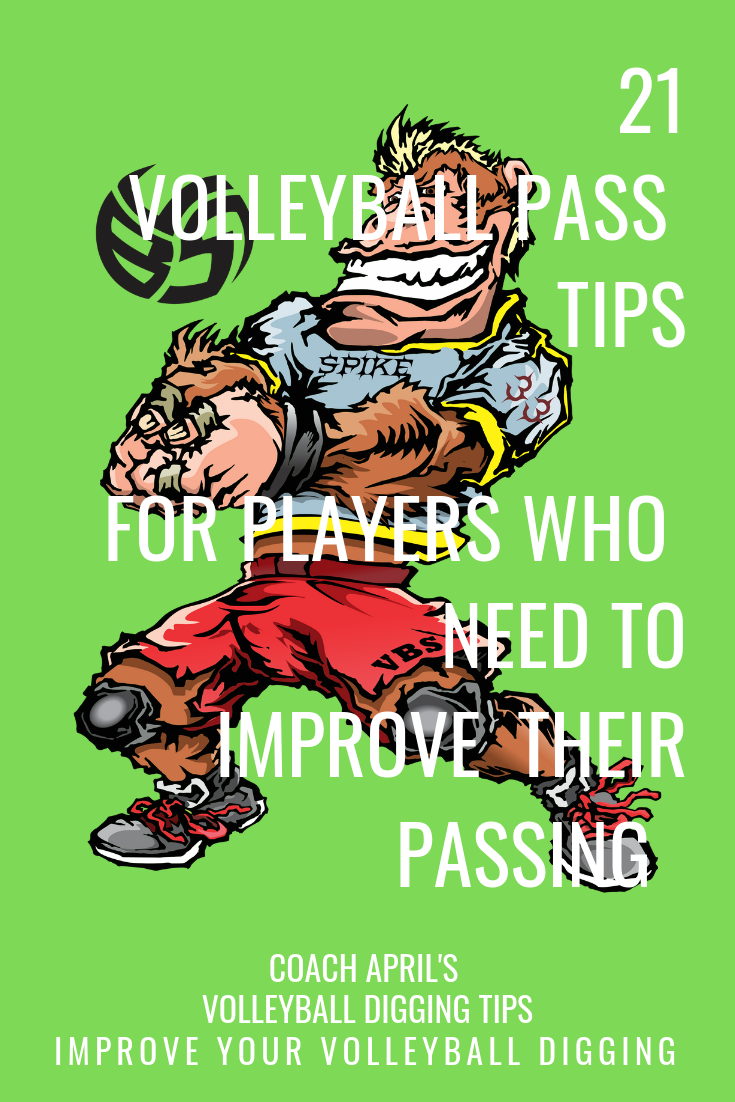 21 Volleyball Pass Tips For Players Who Need To Improve Their Passing Volleyball Volleyball Skills Coaching Volleyball